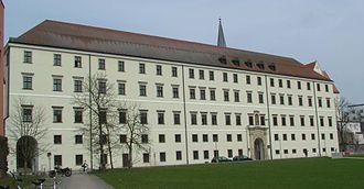 Abbey of St. Nikola in Passau - St Nikolakloster Passau.
