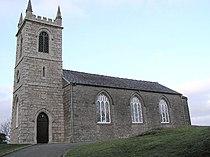 St Patricke Church of Ireland, Kildress - geograph.org.uk - 112287.jpg