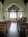 St Peter and St Paul, Eythorne, Kent - East end - geograph.org.uk - 326028.jpg