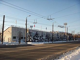 Kirov, Kirov Oblast - Rodina Stadium