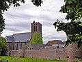 Stadsmuur met Sint Nicolaaskerk Elburg.jpg