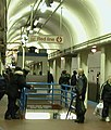 Stairs to tunnel connection 20031119 07 CTA Blue Line Washington Station.jpg