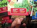 Starr-110215-0977-Coriandrum sativum-seed packet-KiHana Nursery Kihei-Maui (24444435714).jpg