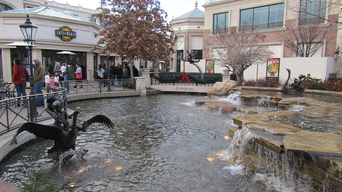 Ut Health Center >> Station Park (Farmington, Utah) - Wikipedia