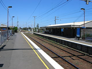 Aspendale railway station
