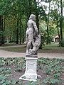 Statue of Herakles in Łazienki Park, Warsaw, Poland 8.jpg
