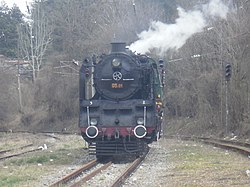 Steam locomotive Sofia - Bankya.jpg