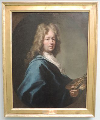 Stefano Maria Legnani - Self-portrait of Stefano Legnani, Pinacoteca di Brera, Milan