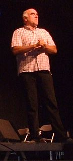 Stephen Frost British comedian