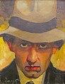 Stevan Calic, self portrait, 1920.jpg