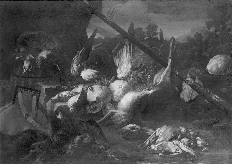 File:Still Life with Game (Carel de Vogelaer) - Nationalmuseum - 17175.tif