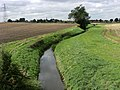 Stillingfleet Beck from the Selby to York Cycleway - geograph.org.uk - 1460586.jpg