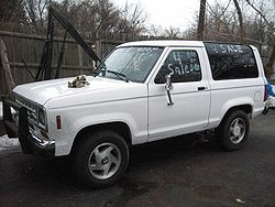 Ford Bronco II (1984–1988)