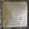 Stolperstein Herford Gehrenberg 1 Margarethe Luise Hoffmann.jpg