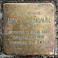 Stolperstein Ludwigkirchplatz 7 (Wilmd) Max Rosenbaum.jpg