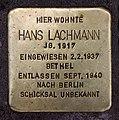 Stolperstein Mainzer Str 15 (Wilmd) Hans Lachmann.jpg