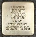 Stolperstein für Liselotte Nienaber (Köln).jpg