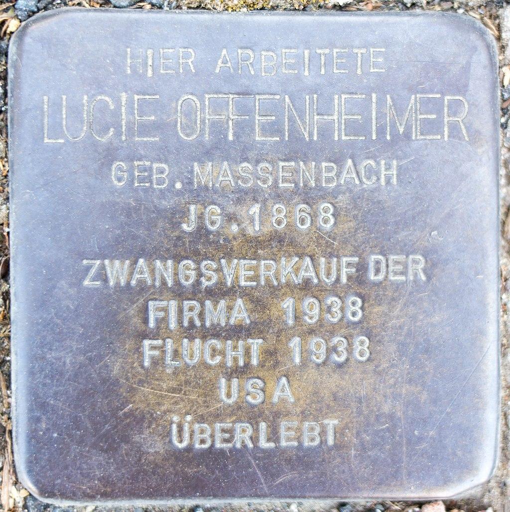Stolpersteine Okiftel Kirchstraße-6238.jpg