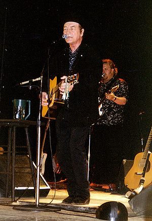 Stompin' Tom Connors - Connors in 2002