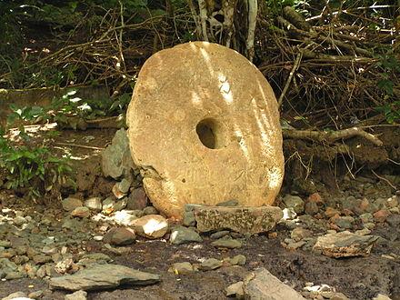ヤップ諸島からの石のお金