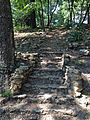 Stone stairs in Rockwoods Range.JPG
