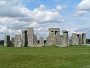 Stonehenge on the Salisbury Plain