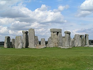 Deutsch: Stonehenge, Großbritannien English: S...