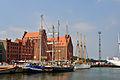 Stralsund,Schiffe beim Seglarträff, by Klugschnacker in Wikipedia (2014-08-03) (5).JPG