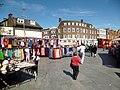Street Market in Barking (geograph 3514440).jpg