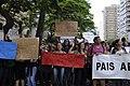 Students at the demonstration, São Paulo, 2015.jpg