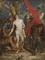Studio of Sir Anthony van Dyck - MARTYRDOM OF SAINT SEBASTIAN.jpg