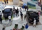 Subaru FORESTER Advance (5AA-SKE) & FORESTER Premium (5BA-SK9) rear.jpg
