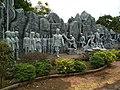 Subhash chandra bose statue.jpg