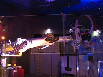 RoboCoaster - Image: Sum Of All Thrills Ride