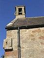 Sundial and Bellcote at Maxton Church - geograph.org.uk - 606483.jpg