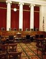 Supreme Court Interior, Washington, D.C LCCN2011633631.tif