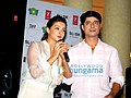 Surveen Chawla, Sushant Singh at Hate Story 2 Mumbai Promotion -1.jpg