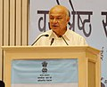 "Sushil Kumar Shinde addressing at the presentation of the ""Vayoshreshtha Samman"" to Selected Senior Citizens, on the occasion of the ""International Day of Older Persons"", in New Delhi on October 01, 2012.jpg"