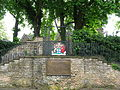 Sutton Coldfield Bishop Vesey Memorial.JPG