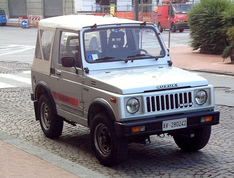 サンタナ製SJ410
