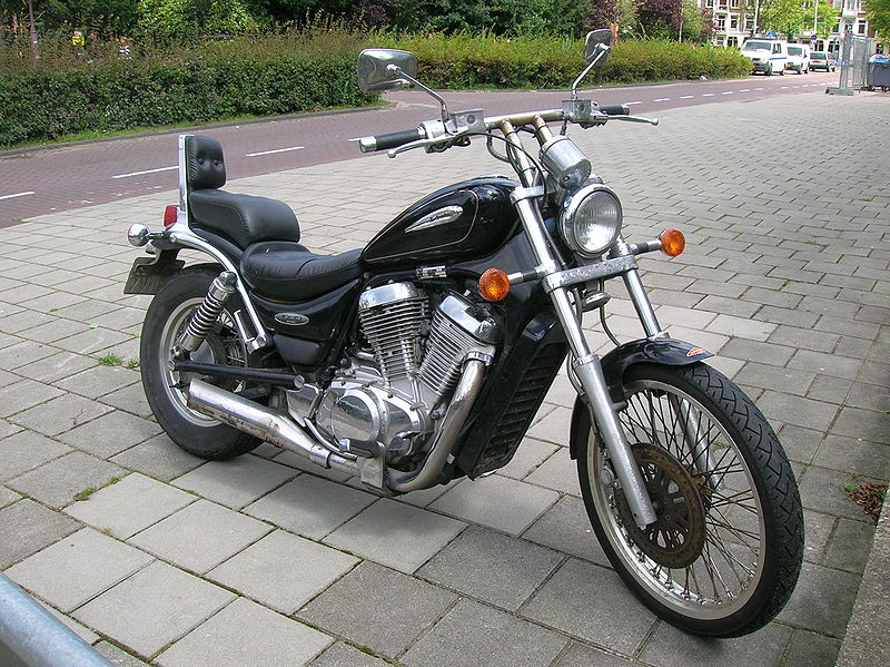 Yamaha Cafe Cruiser