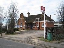 Swaythling railway station (1) - geograph.org.uk - 1683944.jpg