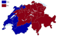 Swiss EEA membership referendum results by canton, 1992.png