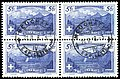 Switzerland 1914 5Fr - Zs130 used block of four.jpg