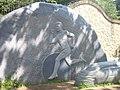 Symbolic Monuments of the Kyonggi Province - Avinguda de l'Estadi, Barcelona 002.JPG