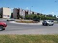 Szántó-Pozsonyi Roundabout, 2017 Szolnok.jpg