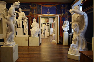 Art museum - University of Tartu Art Museum is the oldest museum in Estonia.