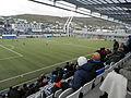 Tórsvøllur Stadion on 13 June 2015.JPG
