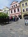 Třeboň, Masarykovo náměstí 87.jpg