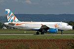 TC-IZH(cn 2452)Airbus A319-132 IZair (Pegasus Airlines) (46273326085).jpg